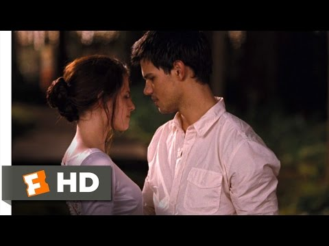 The Twilight Saga: Breaking Dawn Part 1 (8/9) Movie CLIP - Jacob & Bella Dance (2011) HD