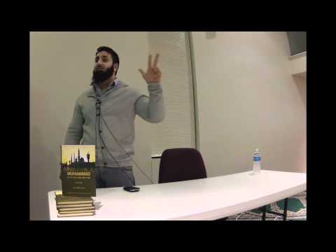 Br. Hamza Tzortzis - How to respond to and refute an atheist's claim 2/2