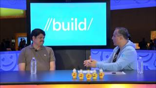 Microsoft BUILD 2013 Soma Somasegar Talks Visual Studio