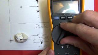 Diyot ve Transistörün ölçü aleti ile nasıl test edilir?