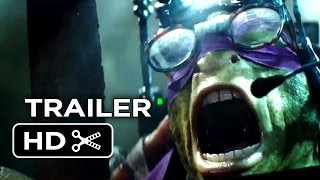Teenage Mutant Ninja Turtles Official Trailer #1 (2014