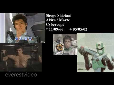 Como estão hoje: Jaspion, Changeman, Jiraya, Flashman, Cybercops, Kamen Rider, Winspector e Cia