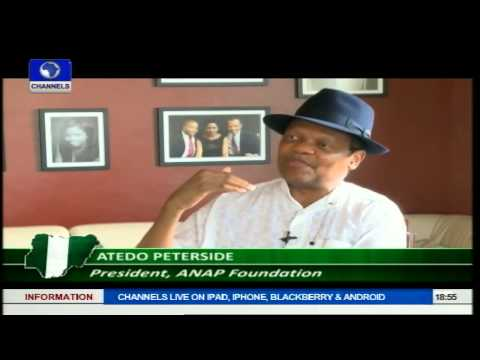 Re-thinking Nigeria; A Perspective - National Conference 18-5-2014 Pt3