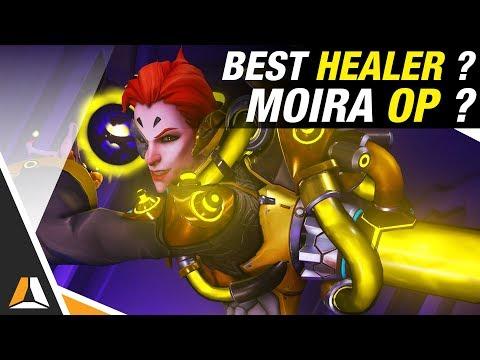Moira : OP ou pas ? Analyse après 20 heures de jeu. ► Overwatch