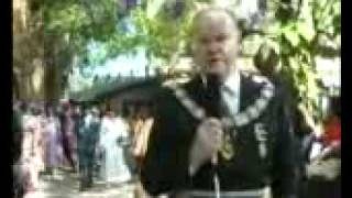 [Masonic District Grand Master from Ghana on Freemasonry Part 4]