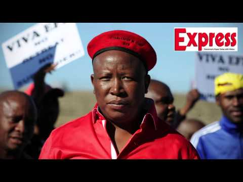 Julius Malema confident ahead of the upcoming national elections