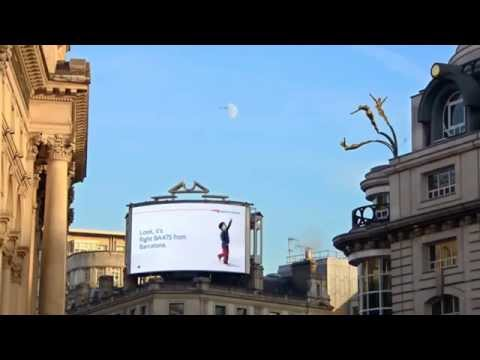 Cannes Lions Festival 2014: British Airways - World's best commercials?