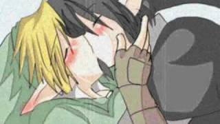 Link & Dark Link yaoi (Boy Love) slideshow - 1000 words