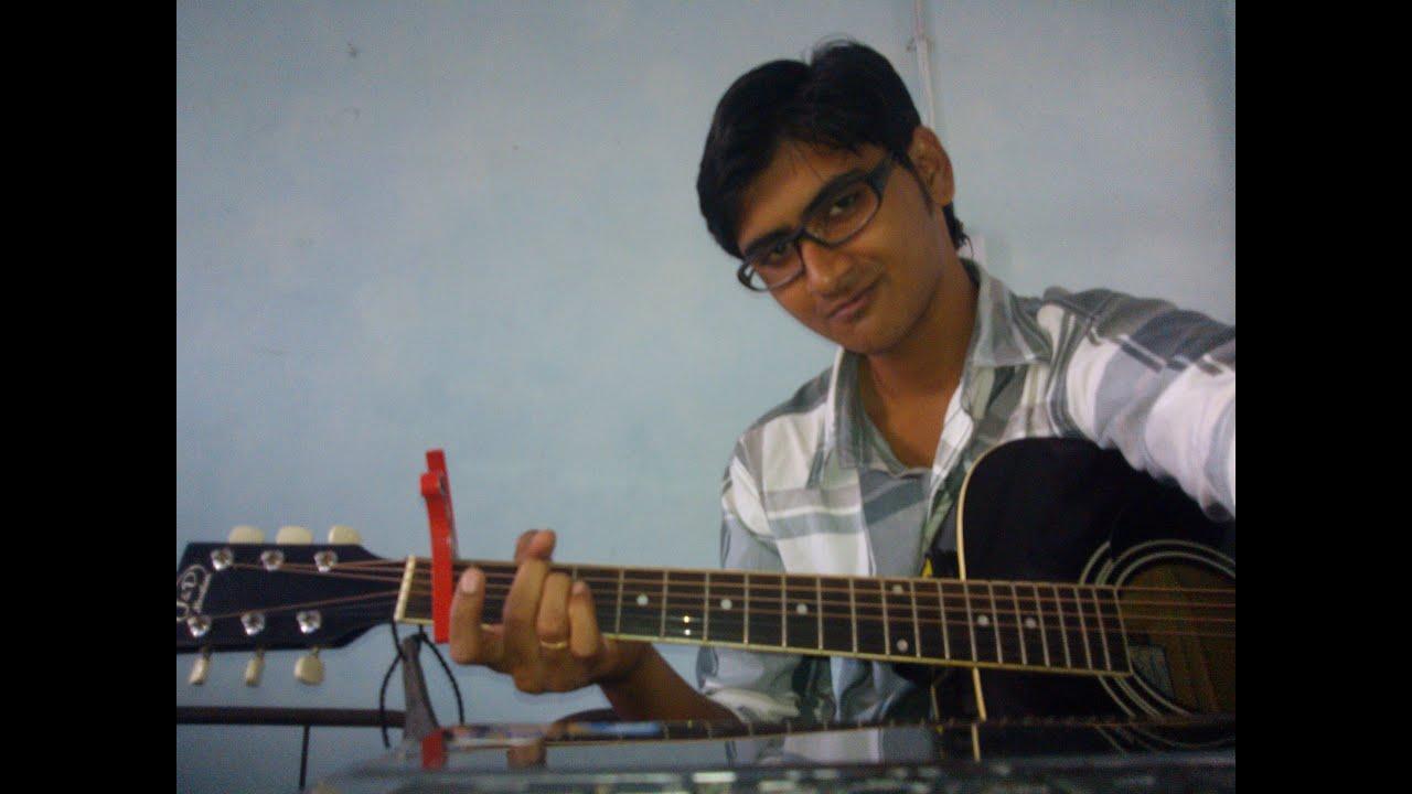 u0026quot;Tum Hi Hou0026quot; (Ashiqui 2) Guitar lesson by Mykee - YouTube