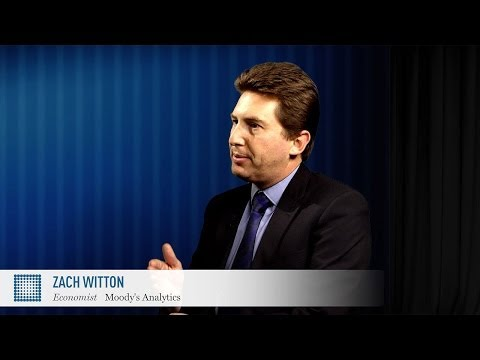 Zach Witton on stress testing banks in the eurozone | Moody's Analytics | World Finance Videos