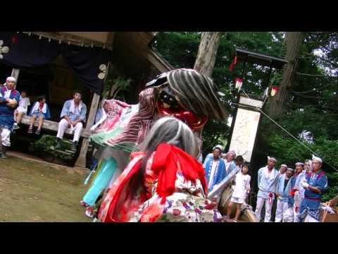 石川県志賀町 大福寺祭り ベッサイ 2011