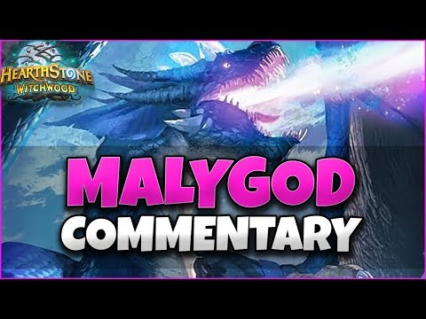 Malygos Druid Deck Gameplay - How to Climb Hearthstone Ladder Against Bad Matchups