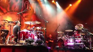 Godsmack - Live HD - Dueling Drums at Uproar Festival 2012