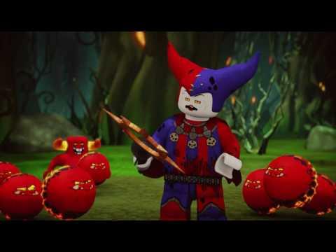 Lego Nexo Knights - Kniha príšer 2.