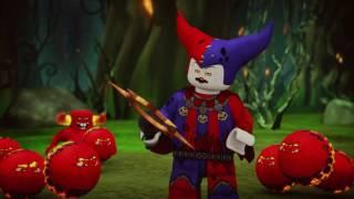 Lego Nexo Knights - Kniha příšer 2.