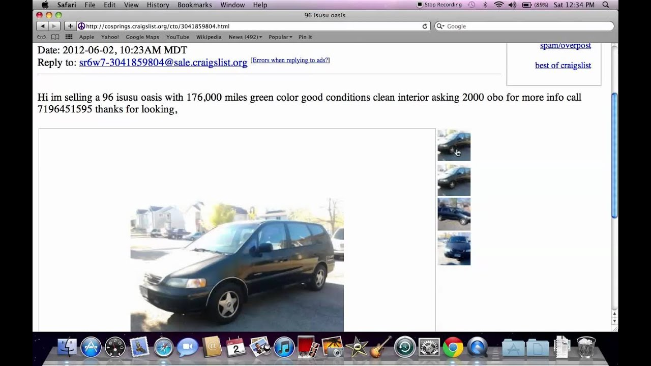 Seivo - Image - craigslist colorado springs owners cars ...