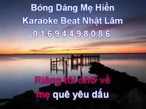 Bong Dang Me Hien KARAOKE   YouTube