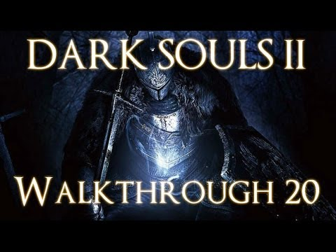 Dark Souls 2 PC 100% Walkthrough 20 ( Grave of Saints ) Boss: Royal Rat Vanguard