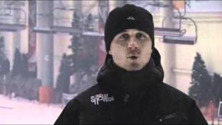 Aprende a esquiar. Como hacer giros en paralelo