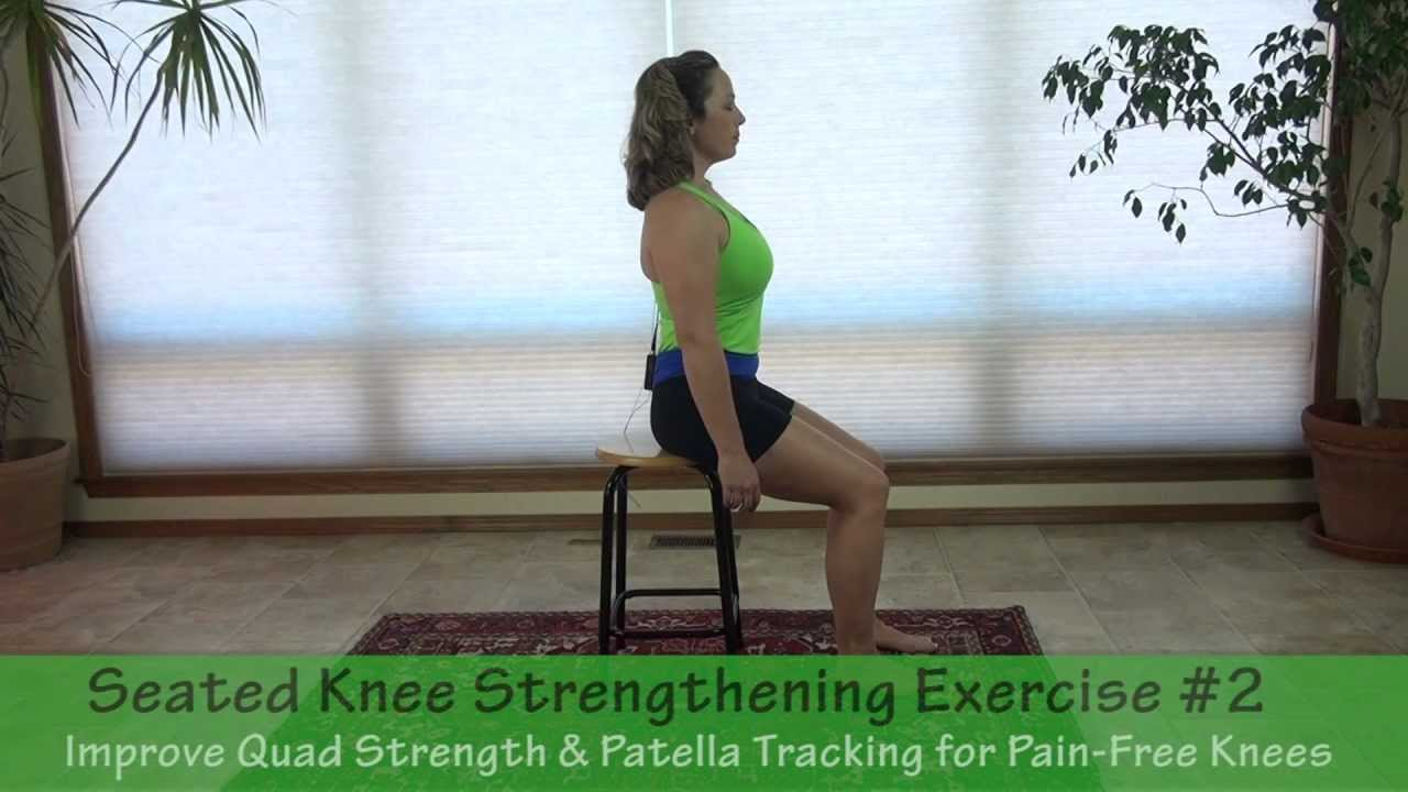 how to help knee pain while working out