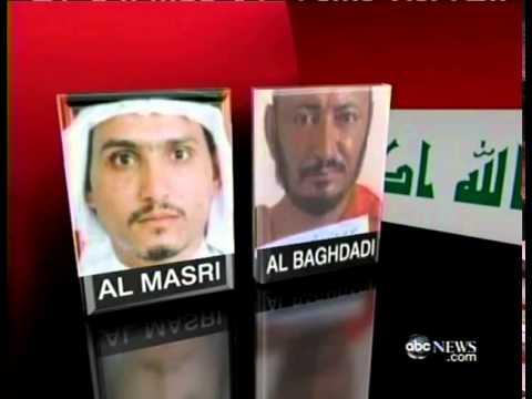 ABCNews al-Masri al-Bagdadi al-Qaida Iraq 04-19-2010