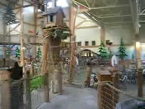 Great Wolf Lodge Poconos indoor water park