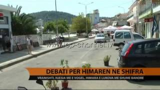 Debati pr Himarn n shifra  Top Channel Albania  News  L