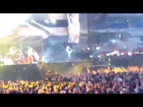 Butterflies & Hurricanes - Muse @ Stade de France 22 juin 2013
