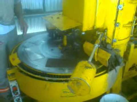 Maquina Ladrillera Automatica Equipo Completo en funcionamiento