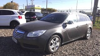 2009 Opel Insignia Estate. Start Up, Engine, and In Depth Tour.. MegaRetr