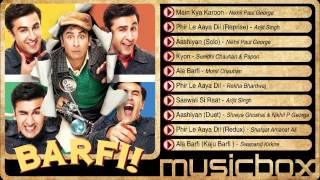 Barfi Audio JukeBox