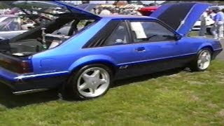 1985-86 Fox-Body 5.0 Mustangs (4-Eyed Pride)