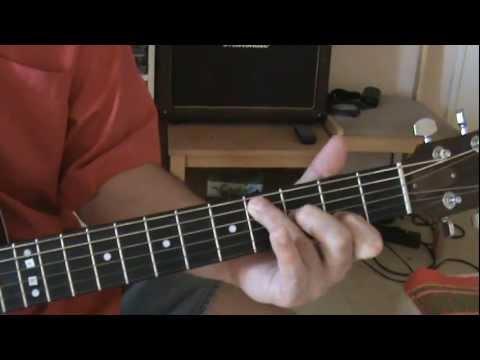 Cours rythmique blues mélodico-harmonique en Mi