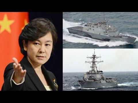 Trung Quốc lại cảnh cáo Hoa Kỳ về Biển Đông