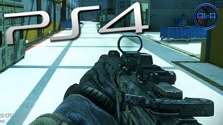 PLAYSTATION 4 Call of Duty: Ghosts Gameplay 1080p! - Ali-A PS4 Story! - (COD Ghost Multiplayer)