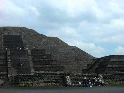 Piramides Astecas
