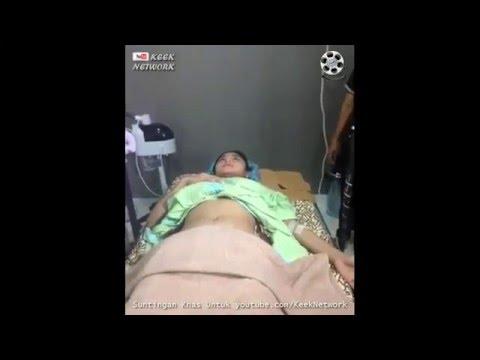 Sesi Beauty Care Dewi Persik Bersama Dokter Rudy Frengki - Video Peribadi DePe #38