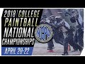 NCPA College National Championships Free Paintball Webcast