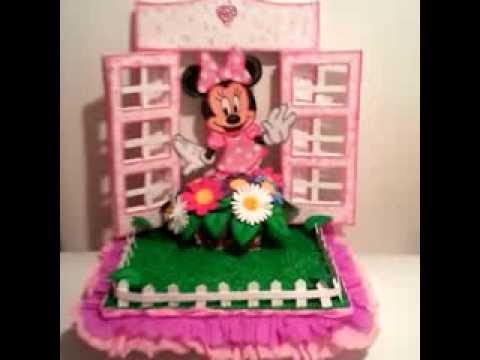 Chupetera de la Minnie bebé - Imagui