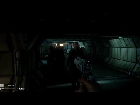 Alien: Isolation - Crowd Control Vignette