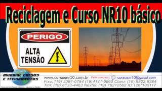 Reciclagem e Curso NR10 B�sico   - youtube