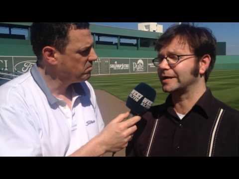 Mike Petraglia and Alex Speier from Red Sox spring training