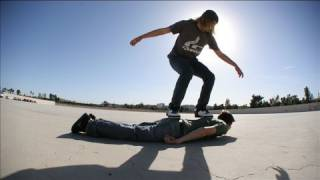 PES: Human Skateboard