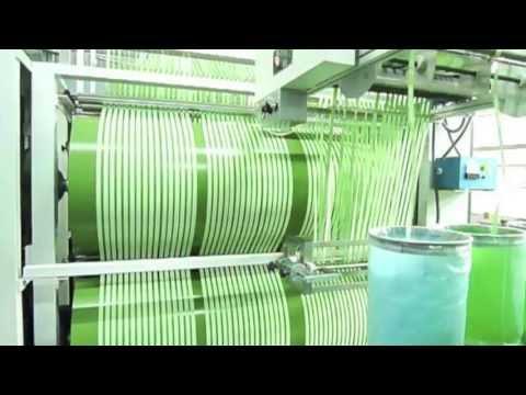 BR-804C Narrow Fabric Dyeing Machine (F10-2009)