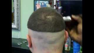 skin fade haircut instructions