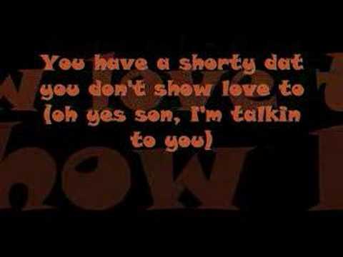TLC- No Scrubz (lyrics)