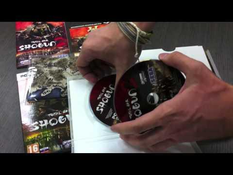 Видеобзор коллекционного издания Total War: SHOGUN 2
