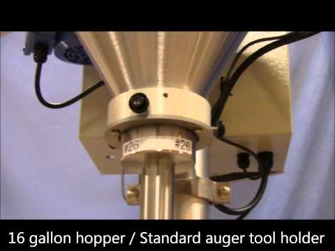 Auger Filler with Many Features
