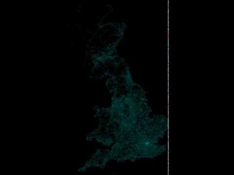 Accidents UK 2010 - Time lapse - 50fps