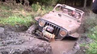 Jeep Wrangler im Mammut Park videos